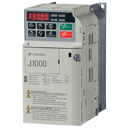 J1000 – Variador de Propósito General Escalar