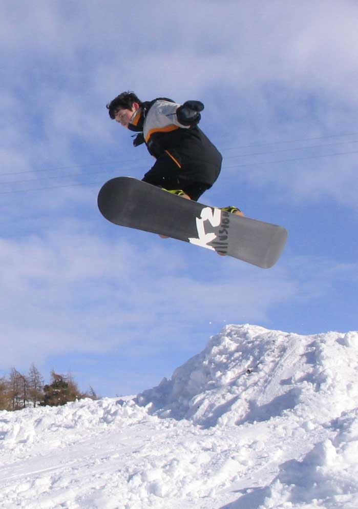 Is Snowboarding a form of torture?