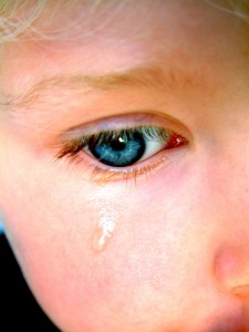 Crying-child