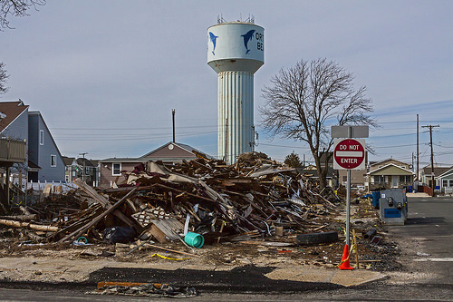 Superstorm Sandy photo
