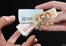 Moving money and the ECB error