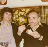 1979? Simin and GholamReza
