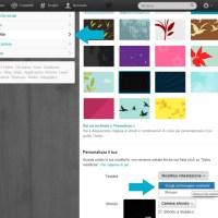 Twitter: inserire un'immagine di intestazione