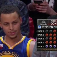 NBA All Star Saturday: uno Stephen Curry pazzesco vince la gara da 3 punti