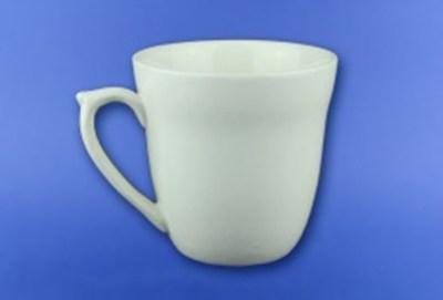 Чашка весна белая 500 мл