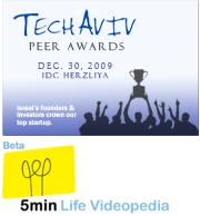 techaviv peer awards winner