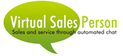 virtual sales person logo