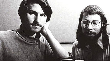 Steves: Jobs and Wozniak of Apple