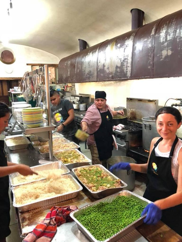 Astonishing Hunger Pains Two Local Chefs Join World Central Kitchen After World Central Kitchen Charity Navigator World Central Kitchen O World Central Kitchen Hard At Work nice food World Central Kitchen