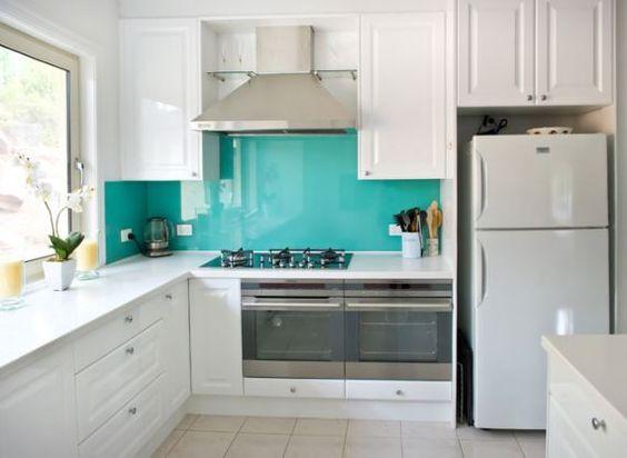 Paraschizzi fuori dall\'ordinario, per cucine sopra le righe - BLOG ...