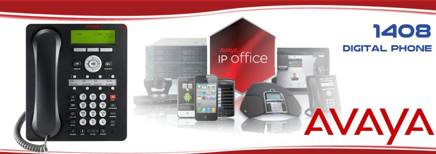 avaya 1408 quick user guide