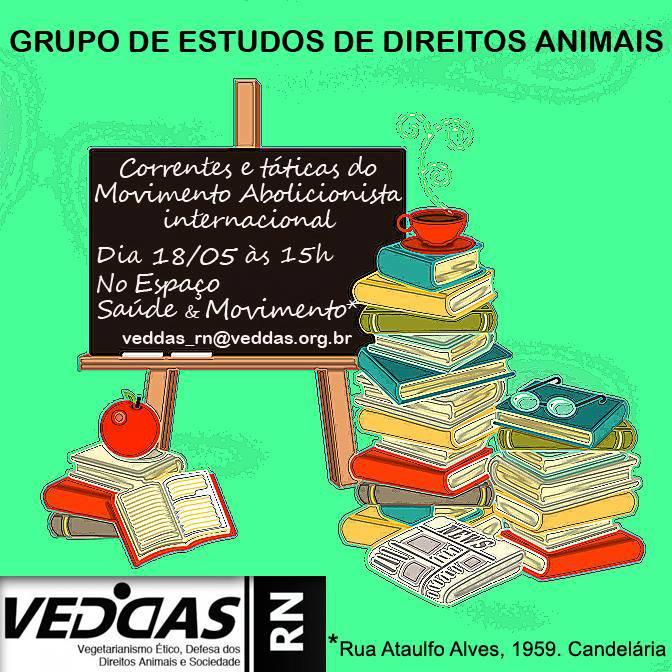 Grupo de Estudo VEDDAS RN Maio 2013