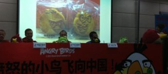 Angry Birds Mooncakes