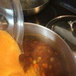 Smoky Chickpea Veggie Soup