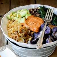 BBQ Tahini Power Bowl