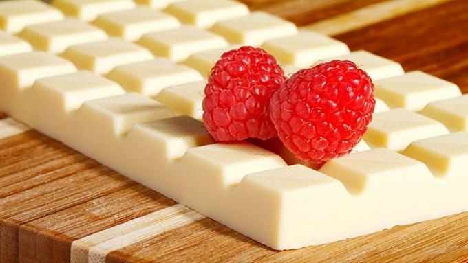 Baño Blanco De Azucar Receta: el mundo de la pastelería vegana; el chocolate blanco,100% vegetal