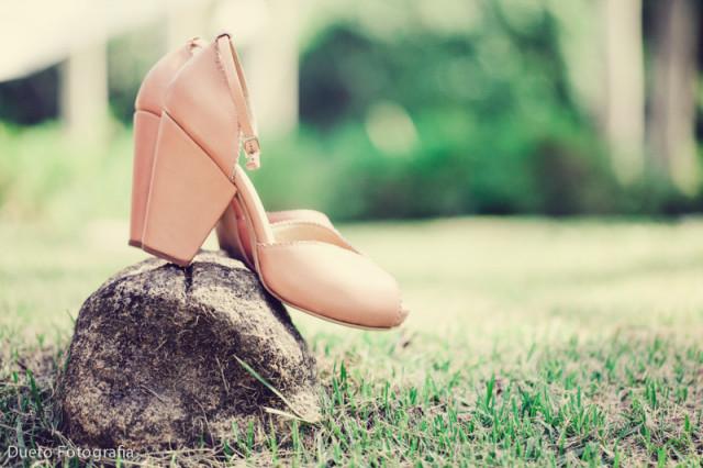 zapatos de novia de difernte color