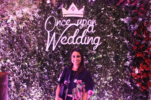Evento de novias Once Upon a Wedding - Velo de Vainilla