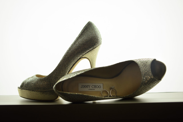 Zapatos Jimmy Choo para novias