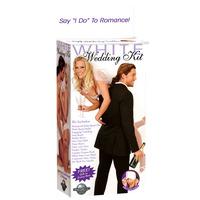 Pipedream White Wedding Sex Toy Kit