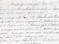 Antonia et Bernardin – 28 juin 1654
