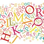 alphabet backgroundd
