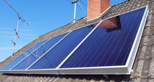 Gu a para comprar placas solares baratas blog de - Placa solar termica ...