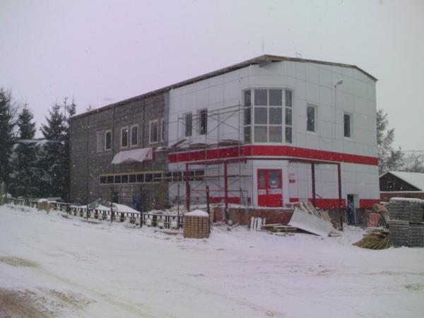 Супермаркет «Магнит» Волоколамский р-н, п.Лотошино, ул.Почтовая д.1