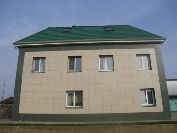 Офисное здание, д.Кузнецово, Наро-Фоминский р-н