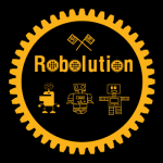 ROBOLUTION - TEAM LOGO