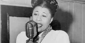Ella Fitzgerald, known for having perfect pitch