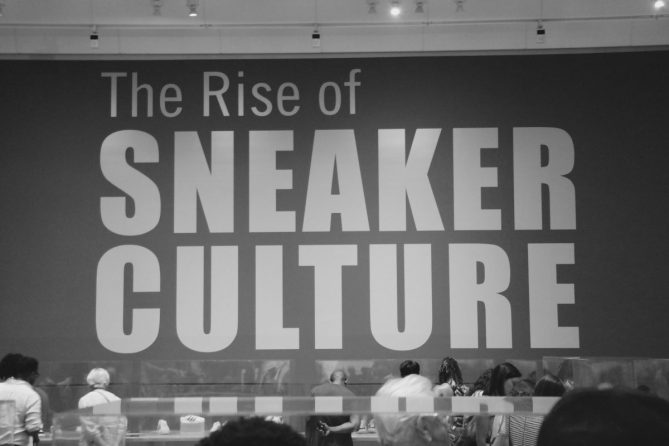 Atlanta's High Museum of Art Rise of Sneaker Culture exhibit
