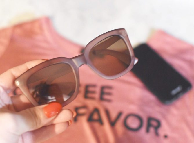 Finding the perfect sunglasses from NYFW inspiration!
