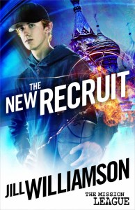 The New Recruit by Jill Williamson: Christian Percy Jackson Meets Spy Kids