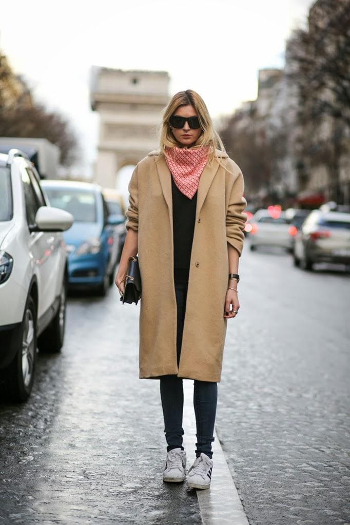 Verdementa Curvy Blog  Il Trend Adidas Stan Smith -> Tabé Camille