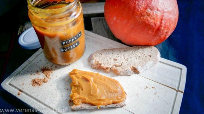 Pumpkin Butter Kürbisbutter Kürbis