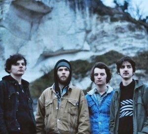 you said strange groupe de musique Un premier album enregistré à Portland