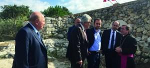 La commission permanente du Conseil départemental de l'Eure a voté à l'unanimité une aide financière de 70 000 €, pour créer un dispensaire à Kfarhay, dans une région montagneuse du Liban proche de la frontière syrienne.