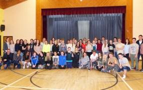 Une quarantaine de lycéens vernonnais était en voyage scolaire à Belfast, du 26 au 30 mars.