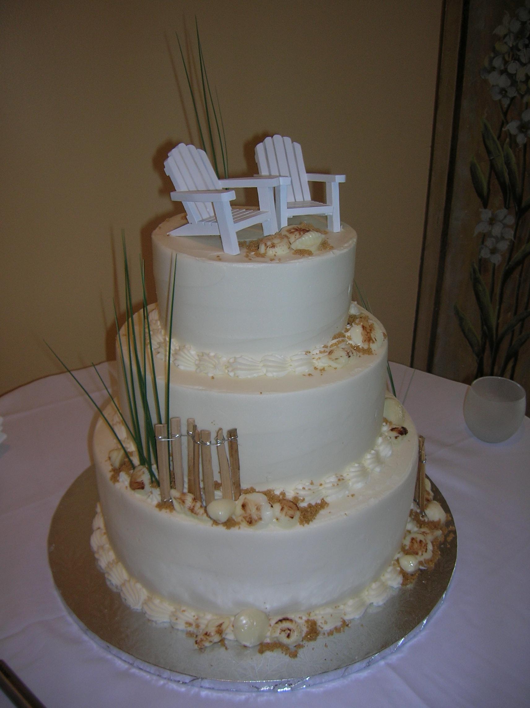 Fullsize Of Beach Themed Cakes