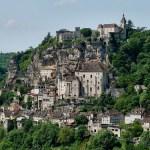 Rocamadour, el Santuario de la Virgen Negra