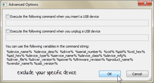 Check All Connected USB Devices