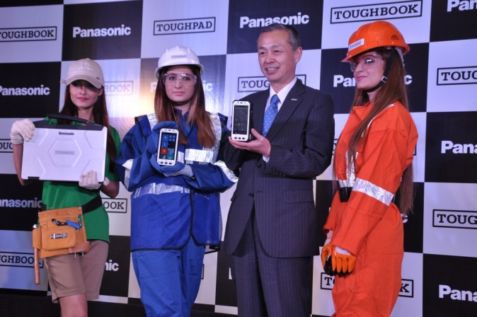 Panasonic Launches Rugged Handheld Tablets and Semi-Rugged ToughBook