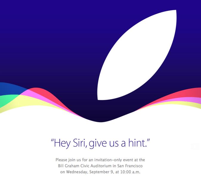 Apple-September-9-Event