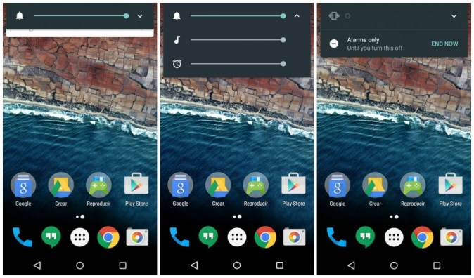 Better Volume Control Android Marshmallow