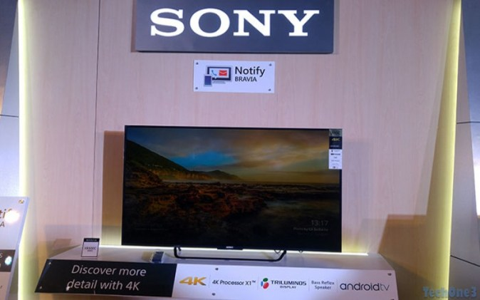 SonyAndroid TV Line up and the world's Slimmest LED TV.