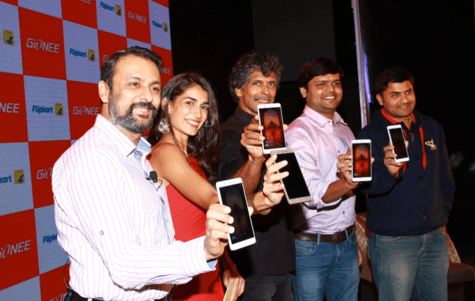 Gionee M5 Launch