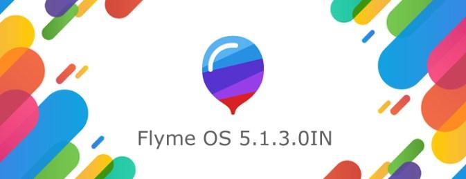 Flyme OS 5.1.3.0