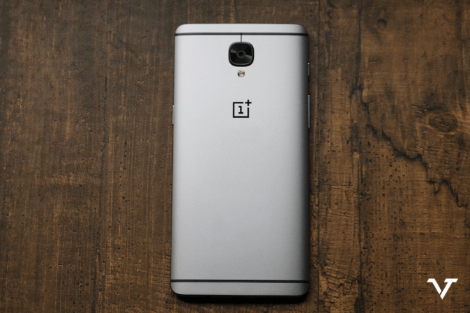 OnePlus 3 Back Side