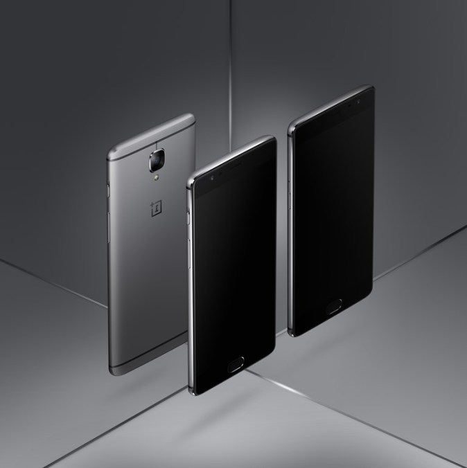 OnePlus 3 FRONT AND BACK IMAGE(1)